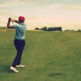 ゴルフのアイアンの打ち方(スイング)の基本