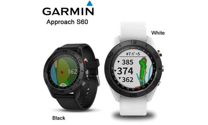ガーミン アプローチ S60 GPS計測器