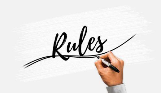 ゴルフのルールを解説!2019年に改正されたって知ってた?